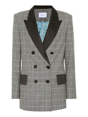 RACIL audrey checked wool blazer