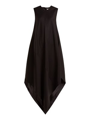 RAEY asymmetric hem maxi dress
