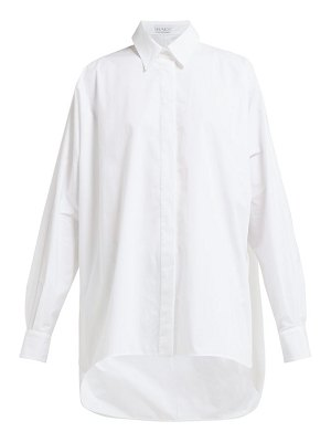RAEY batwing sleeve cotton shirt