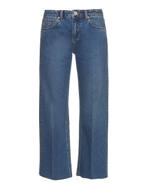 RAEY Flood flared jeans