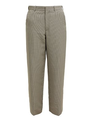 RAEY houndstooth trousers