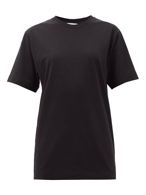 RAEY recycled-yarn cotton-blend t-shirt