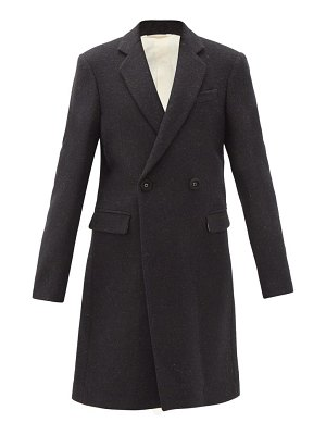 Raf Simons double-breasted wool coat
