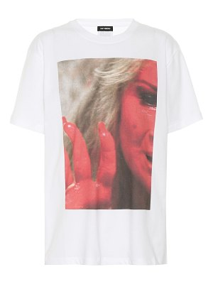 Raf Simons graphic cotton t-shirt