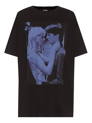 Raf Simons printed cotton t-shirt