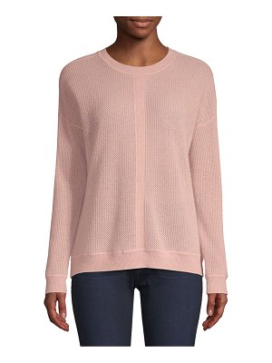 Raffi Cashmere Cable Knit Sweater