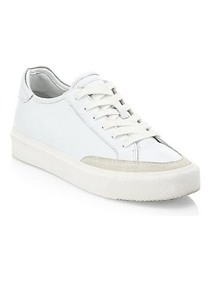 Rag & Bone rb army low-top leather sneakers