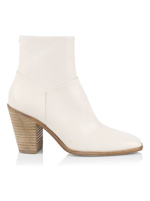 Rag & Bone axel leather ankle boots