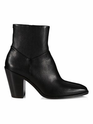 Rag & Bone axel square-toe leather ankle boots