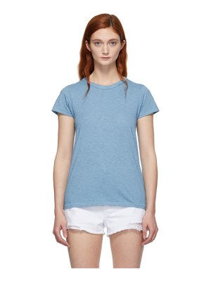 Rag & Bone blue the tee t-shirt