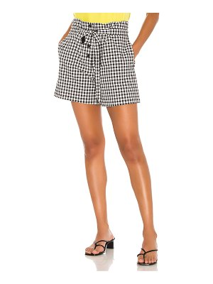 Rag & Bone camille gingham short