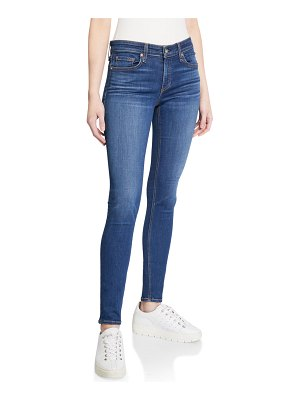 Rag & Bone Cate Mid-Rise Ankle Skinny Jeans