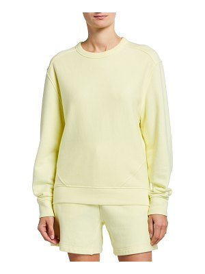 Rag & Bone City Organic Cotton Sweatshirt