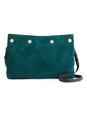 Rag & Bone Compass Suede Crossbody Bag