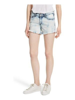 Rag & Bone cutoff denim shorts