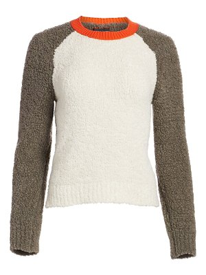 Rag & Bone davis wool-blend teddy sweater