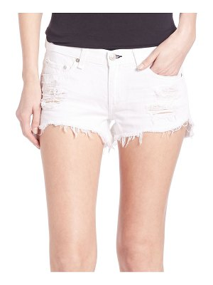 Rag & Bone Distressed Denim Cutoff Shorts