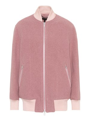 Rag & Bone Elle wool bomber jacket