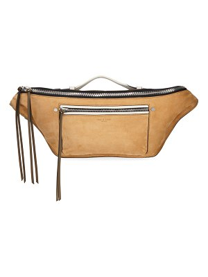 Rag & Bone Elliot Large Suede Belt Bag
