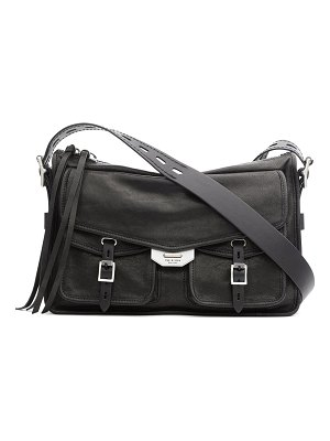 Rag & Bone Field Leather Messenger Bag