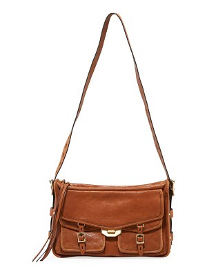 Rag & Bone Field Messenger Leather Satchel Bag