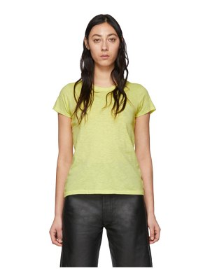 Rag & Bone green the tee t-shirt