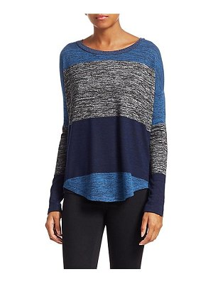 Rag & Bone hudson striped long-sleeve top