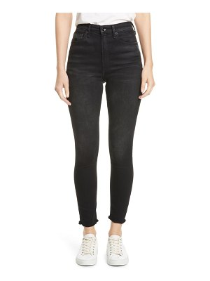 Rag & Bone jane super high waist ankle skinny jeans