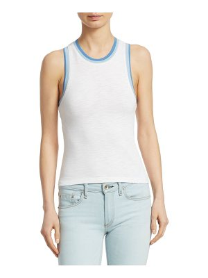 Rag & Bone jolie cotton tank