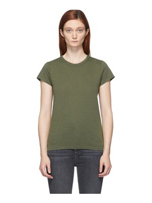 Rag & Bone khaki the slub t-shirt