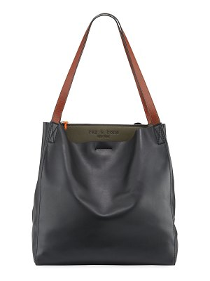 Rag & Bone Leather Passenger Tote Bag