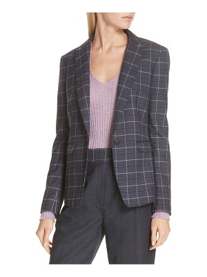 Rag & Bone lexington plaid blazer