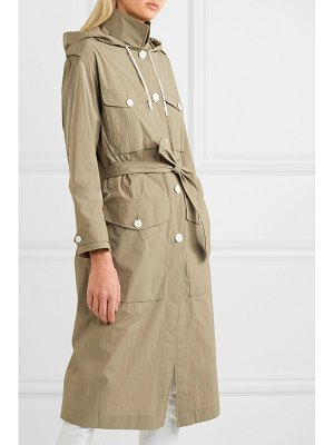 Rag & Bone maude hooded shell parka