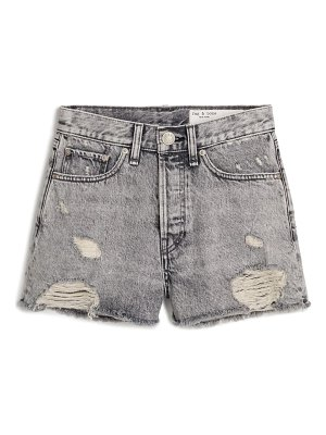 Rag & Bone maya high waist denim shorts