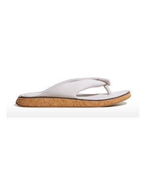 Rag & Bone Parque Recycled Thong Sandals