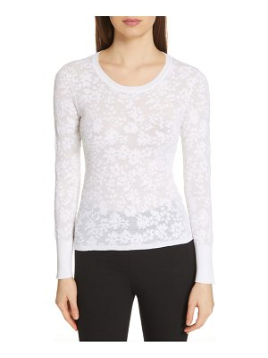 Rag & Bone perry floral lace top