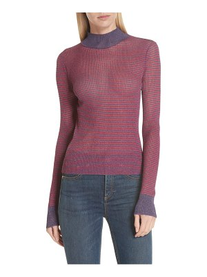 Rag & Bone raina mock neck top
