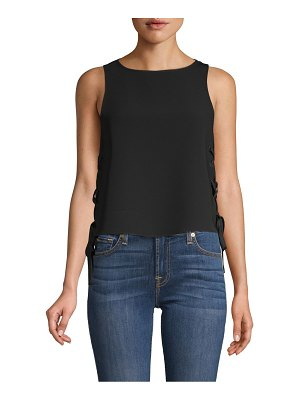 Rag & Bone Side Lace-Up Top