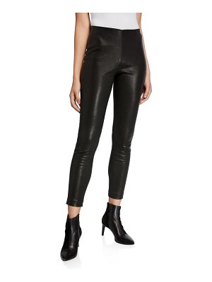 Rag & Bone Simone Leather Ankle Pants