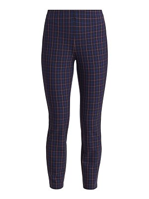 Rag & Bone simone plaid skinny pants