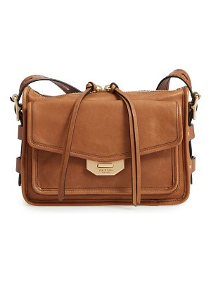 Rag & Bone small field leather messenger bag