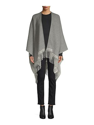 Rag & Bone striped poncho