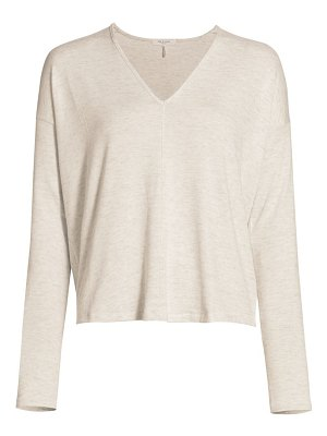 Rag & Bone the knit v-neck long-sleeve t-shirt
