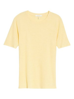 Rag & Bone the rib slim t-shirt