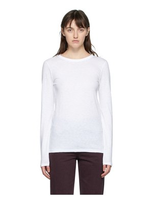 Rag & Bone the slub long sleeve t-shirt