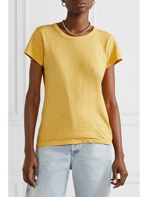 Rag & Bone the tee pima cotton-jersey t-shirt