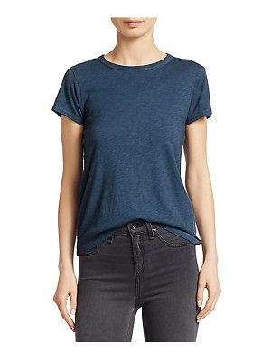 Rag & Bone the tee washed cotton t-shirt