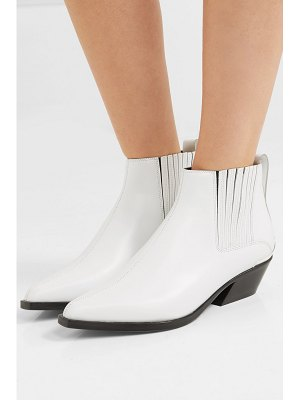 Rag & Bone westin metal-trimmed leather ankle boots
