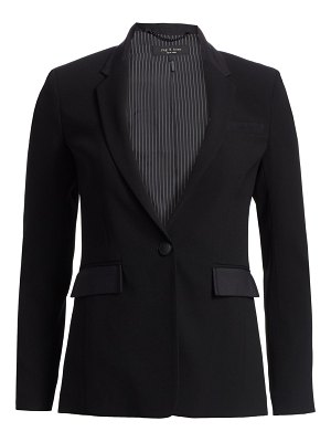 Rag & Bone windsor single-breasted blazer
