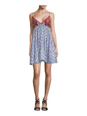 Raga Coastal Babydoll Dress